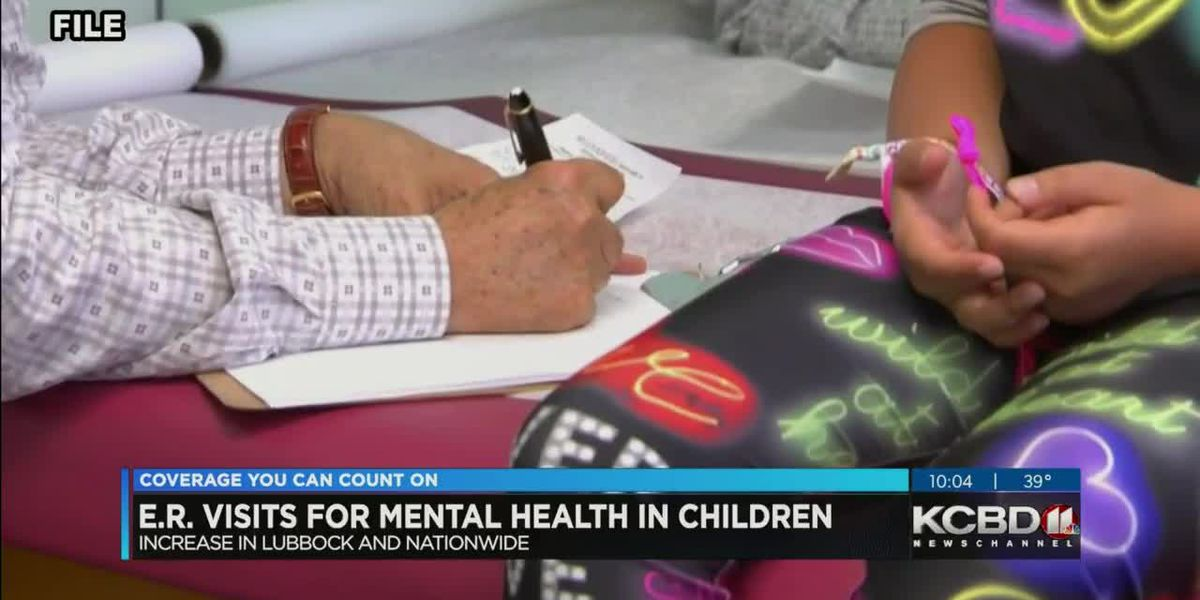 What to do if you see signs of mental health problems in children