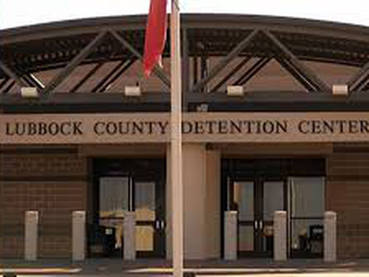 25 inmates positive for COVID-19 in Lubbock County Detention Center