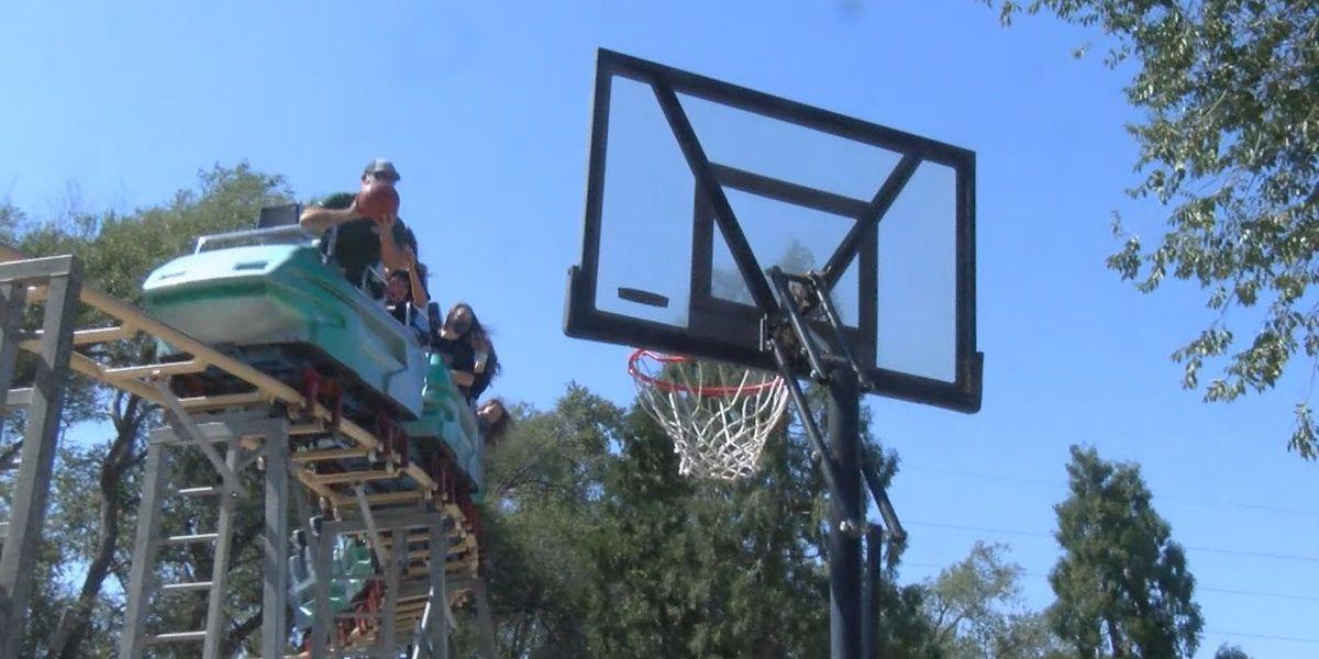 I Beat Pete: Roller Coaster Basketball vs. Shallowater Fillies