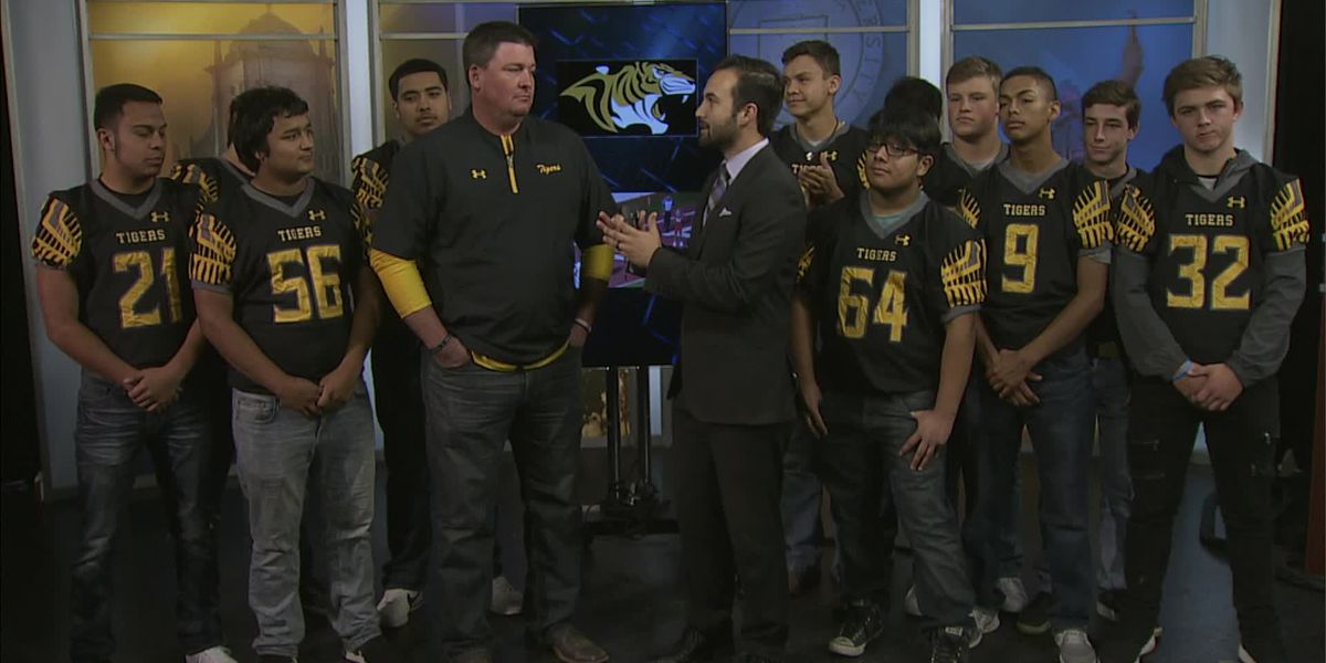 End Zone Team of the Week: Snyder Tigers