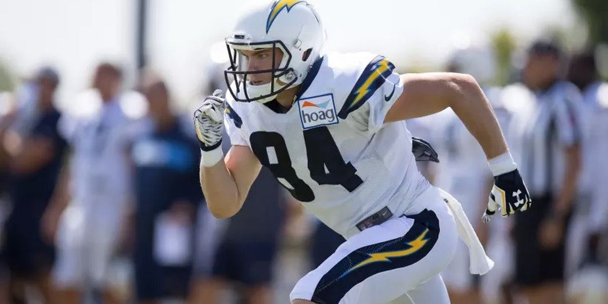 Former Red Raider WR Dylan Cantrell signed to Chargers active roster
