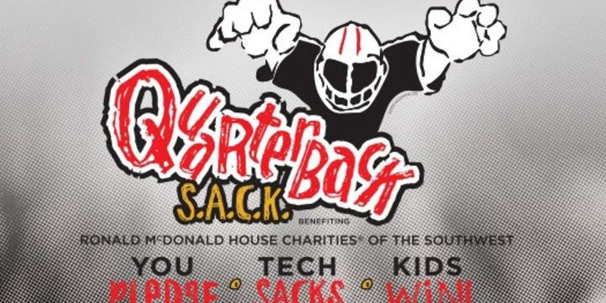 Red Raiders team up with Ronald McDonald House for Quarterback S.A.C.K.