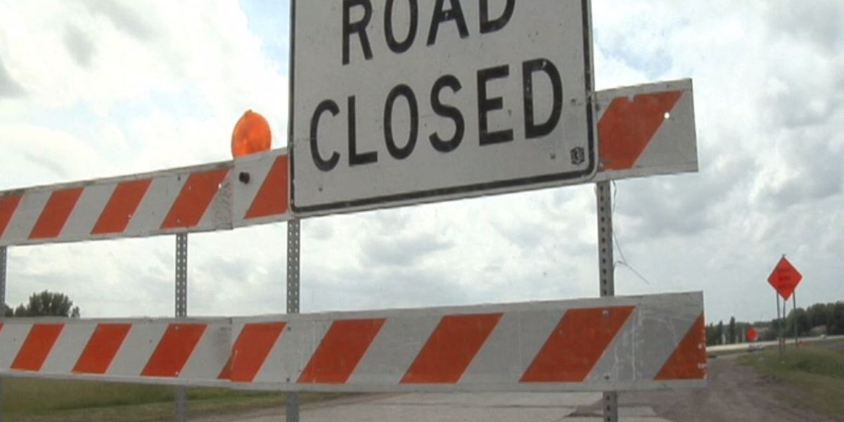 Roads closed Sunday morning for accident investigations