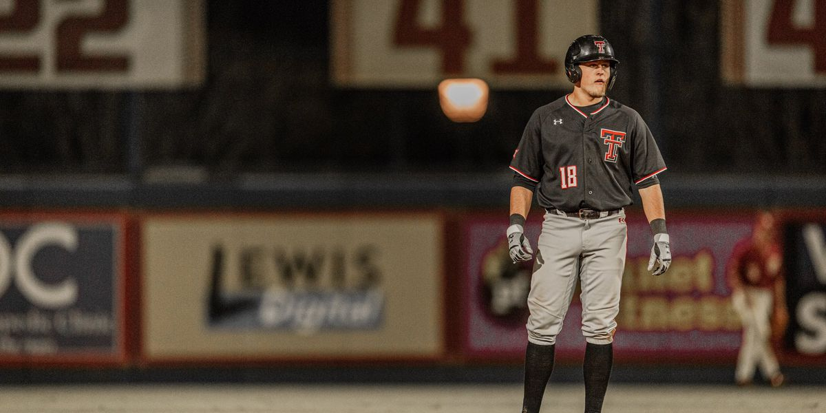No. 2 Red Raiders rally to top No. 9 Florida State in extra innings