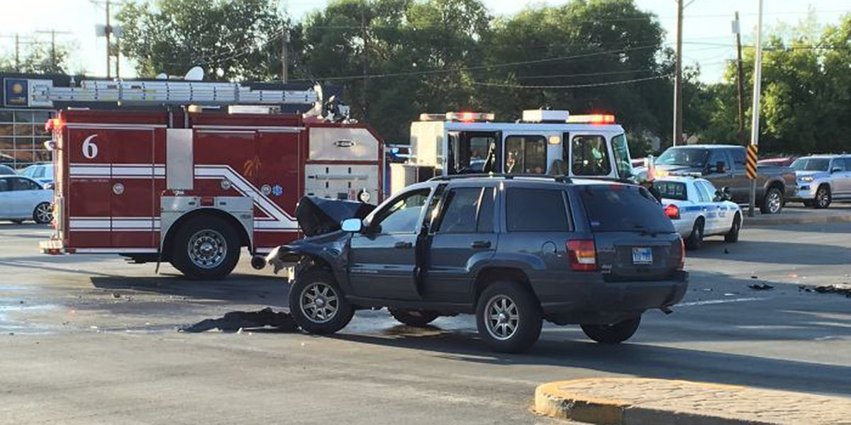 Traffic disrupted by rollover at 34th & University