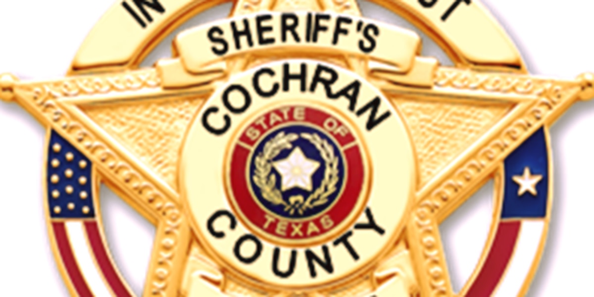 Cochran County deputies make arrest after Wednesday night standoff