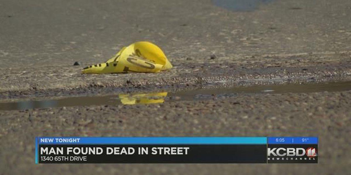 Man identified after found near Garden Apartment