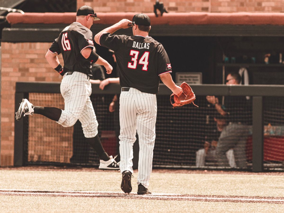 Red Raiders roll past Army in NCAA Regional Opener 11-2