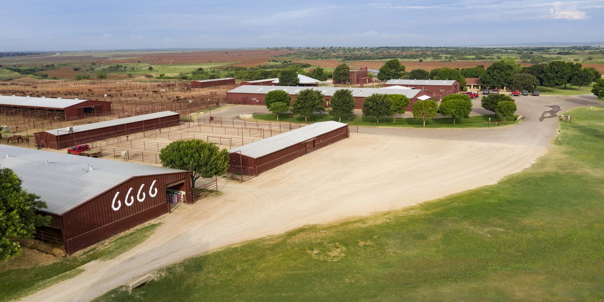 Historic west Texas 6666′s ranches are for sale
