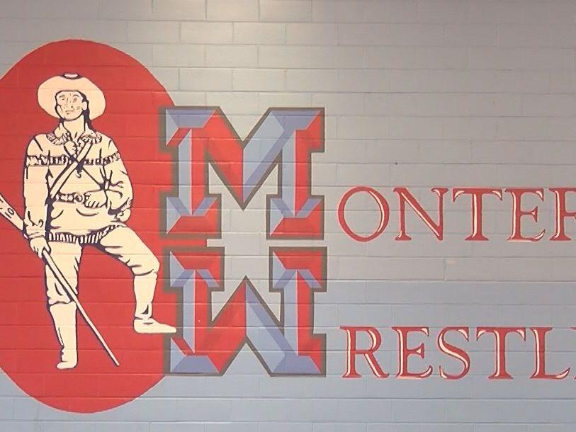Monterey set to send four wrestlers to state tournament