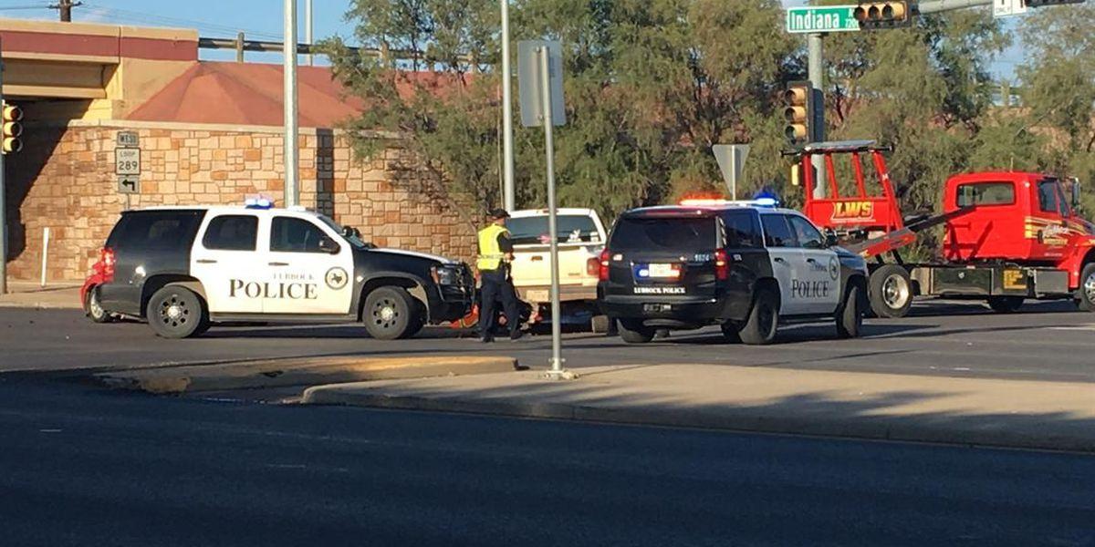 TRAFFIC ALERT: Crash near South Loop creates diversion
