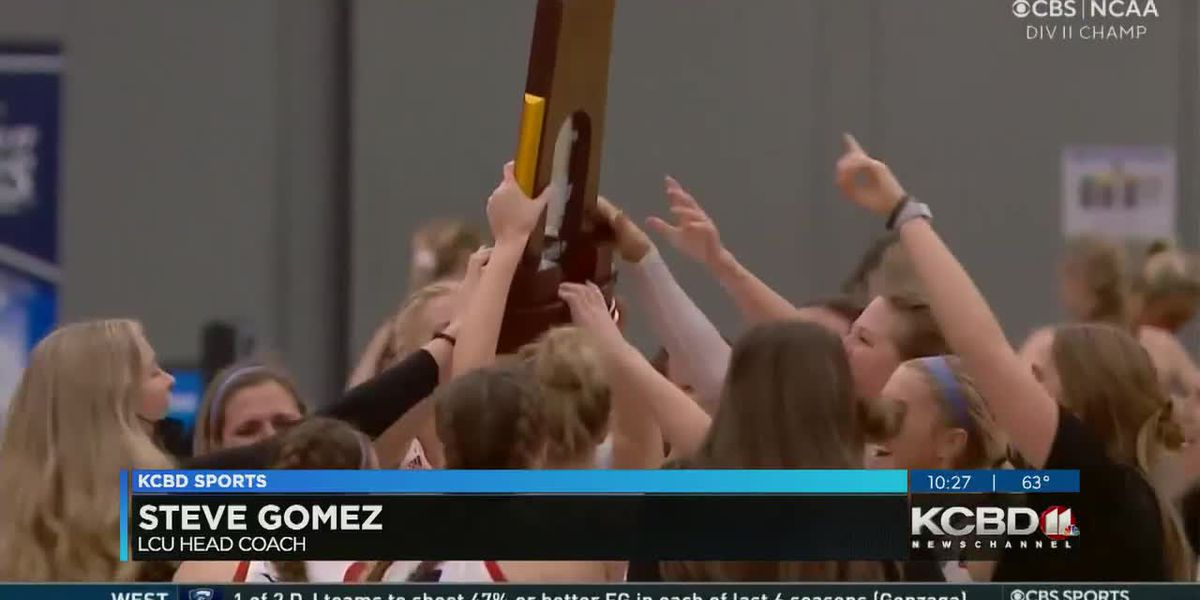 LCU Lady Chaps win 3rd national title in 6 years