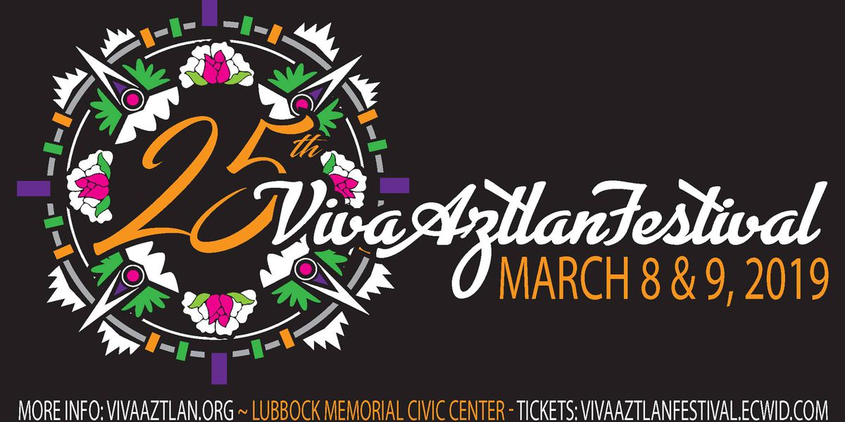 Viva Aztlan Festival celebrates 25th Year of Ballet Folklorico Competitions & Mariachi Concert