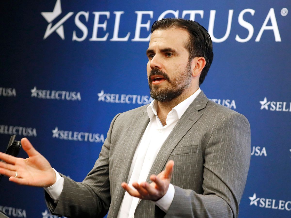Puerto Rico gov will not seek reelection, but won't resign