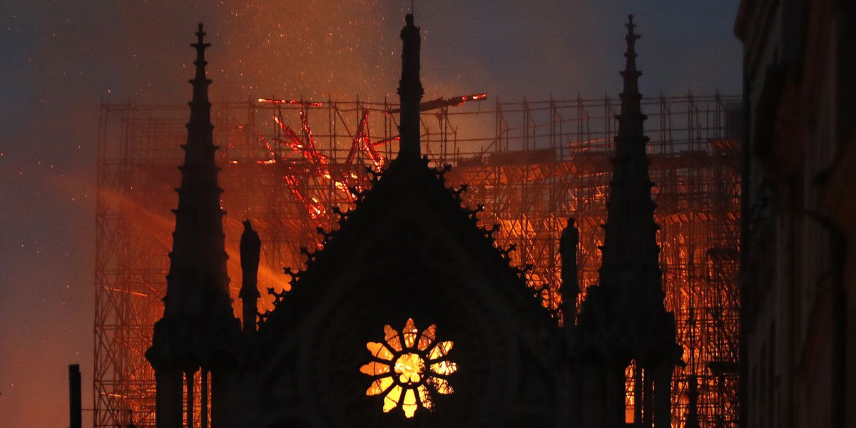 Roman Catholic Diocese of Lubbock Bishop issues statement on Notre Dame Cathedral Fire