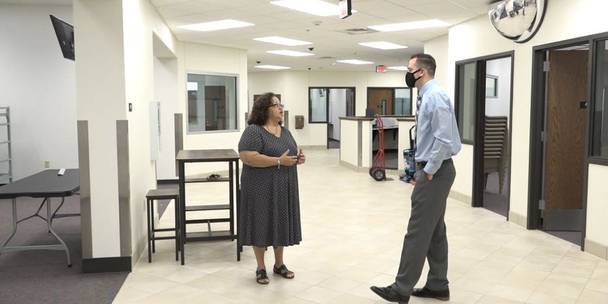 New programs prompt renovations to Lubbock County Residential Treatment Center