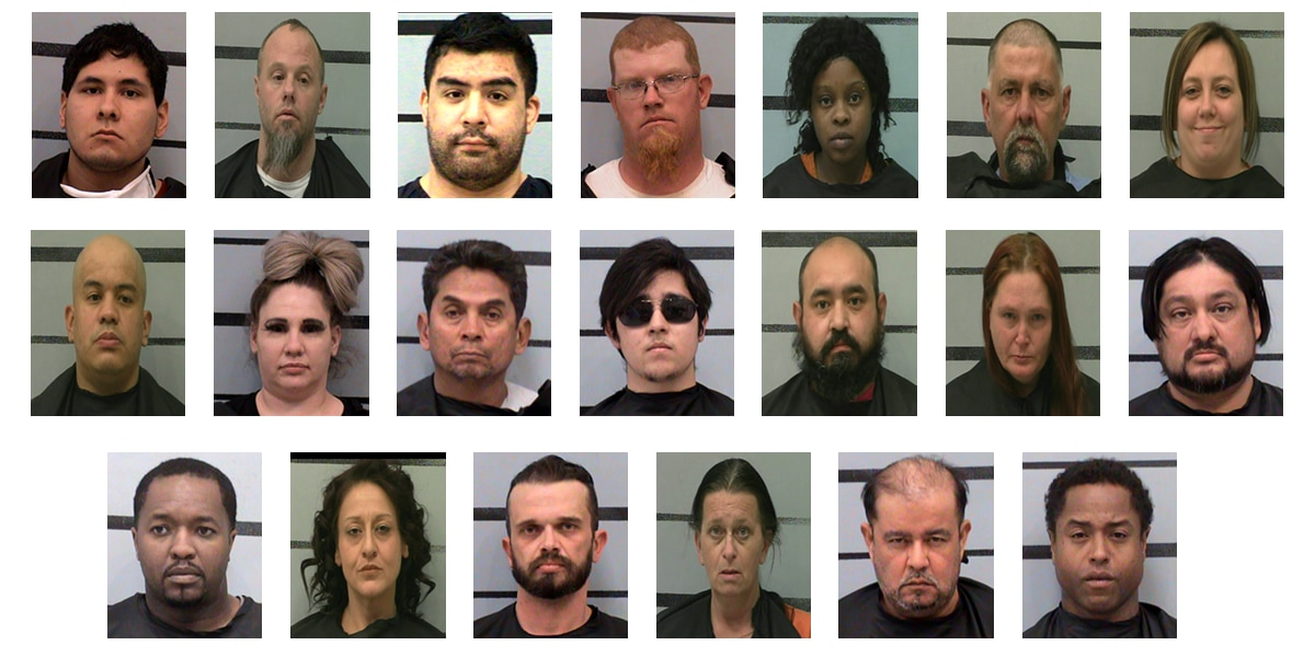 20 arrests made in prostitution operation