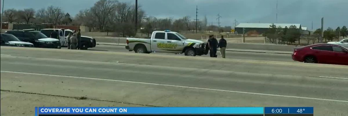 Lynn County pursuit ends in Lubbock