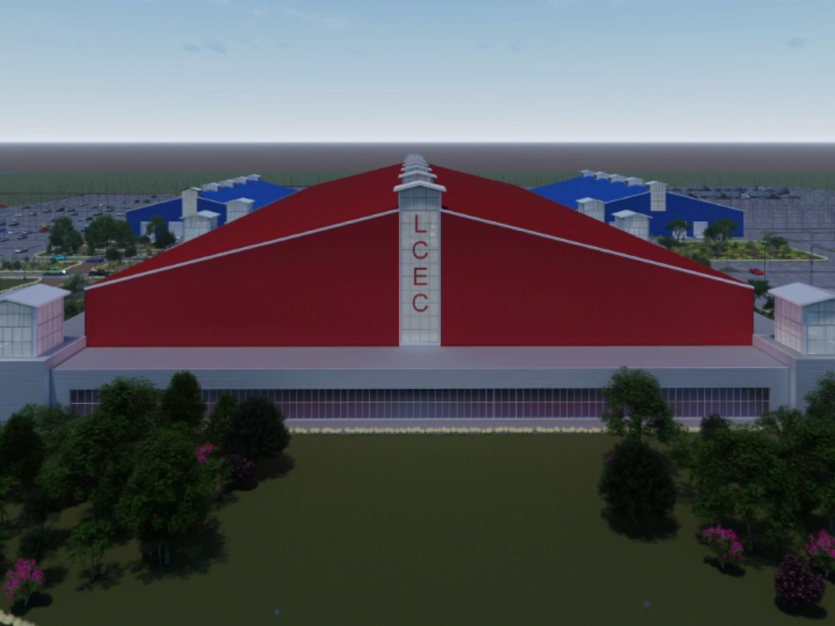 Lubbock County Expo Center receives gift from United Supermarkets for naming rights