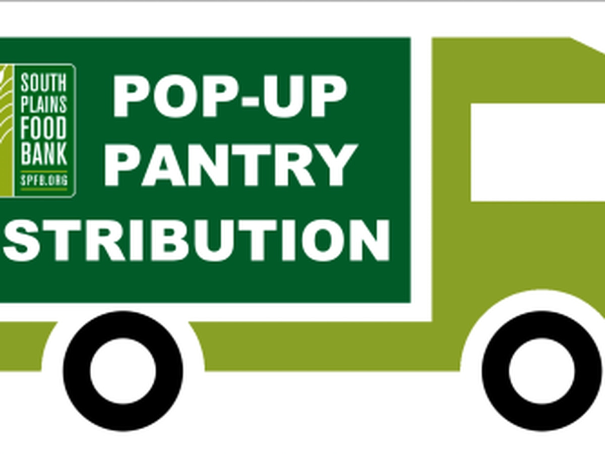 Pop-up Food Pantry at United Supermarkets Arena Wednesday, March 3