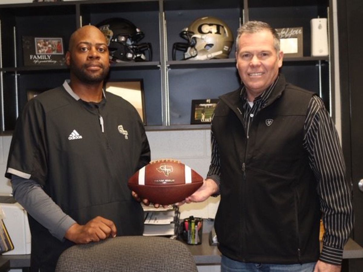 Joseph Hood promoted to Head Football Coach at Lamesa