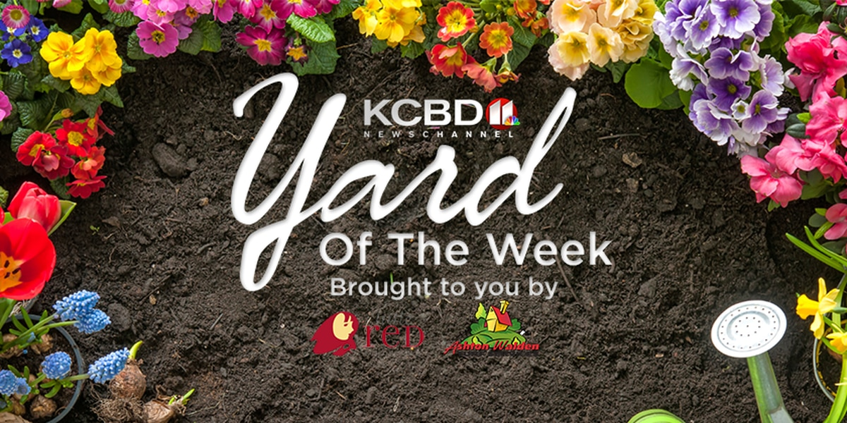 KCBD Yard Of The Week Official Promotional Rules 2019