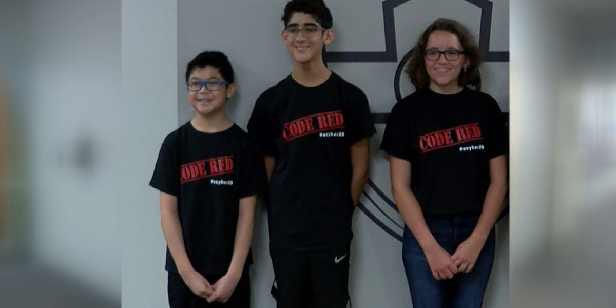 2 Lubbock middle school teams win national title at Army's eCyberMission's STEM competition