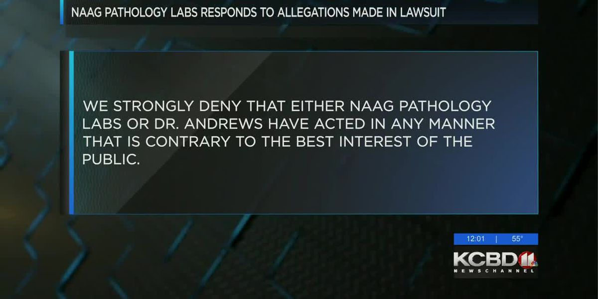 National Autopsy Assay Group responds to allegations made in lawsuit