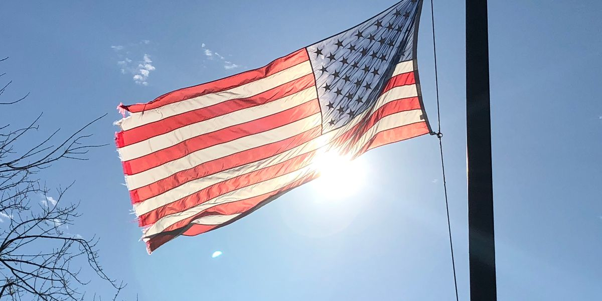 Prosperity Bank remembers 9/11 with 18th annual American Tribute Flag Field