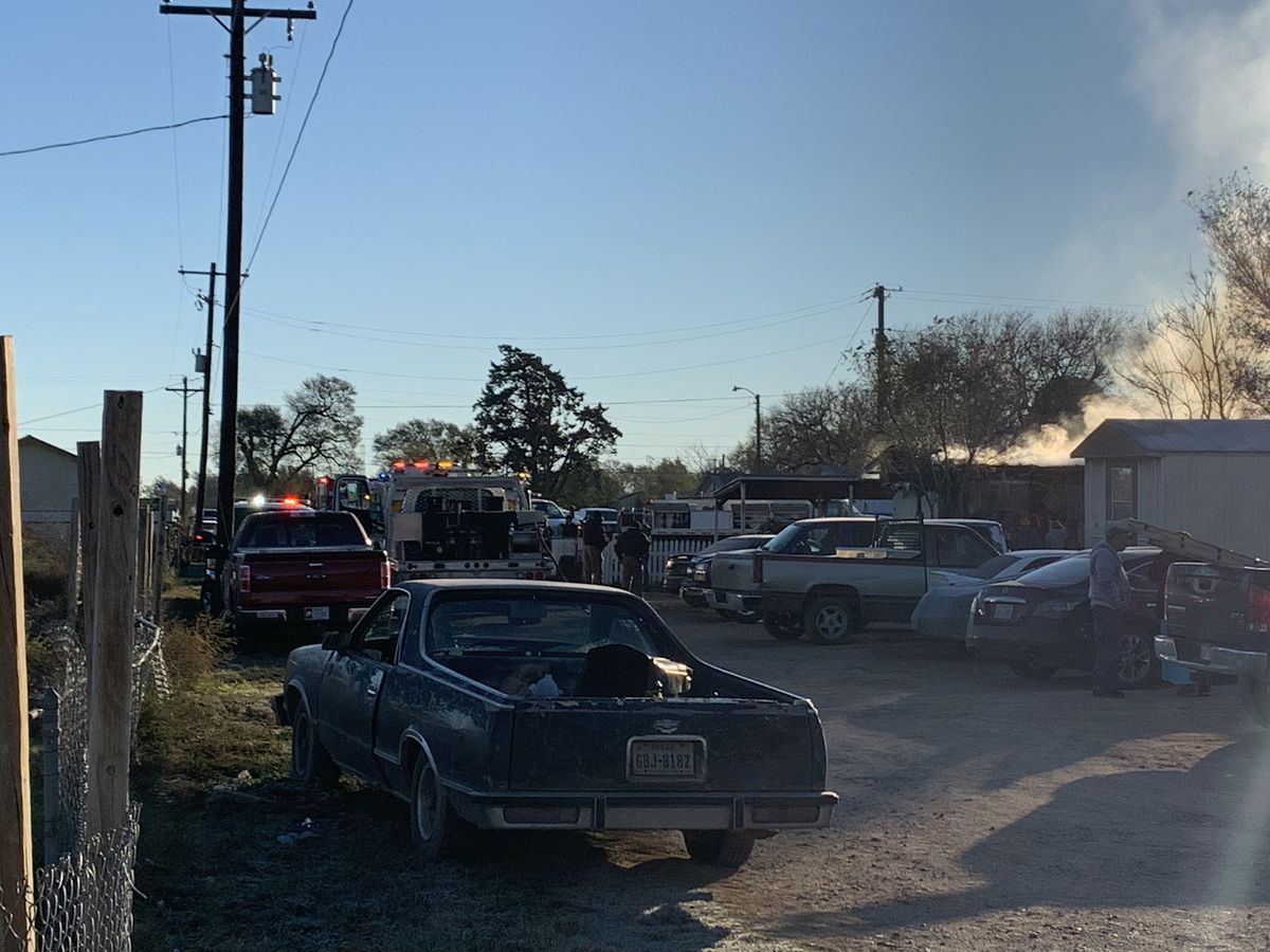 Fire reported in eastern Lubbock, no injuries reported