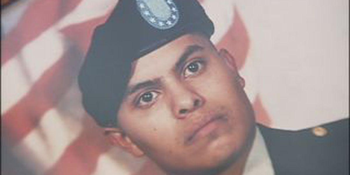 Army veteran Antonio Garza, a Hometown Hero