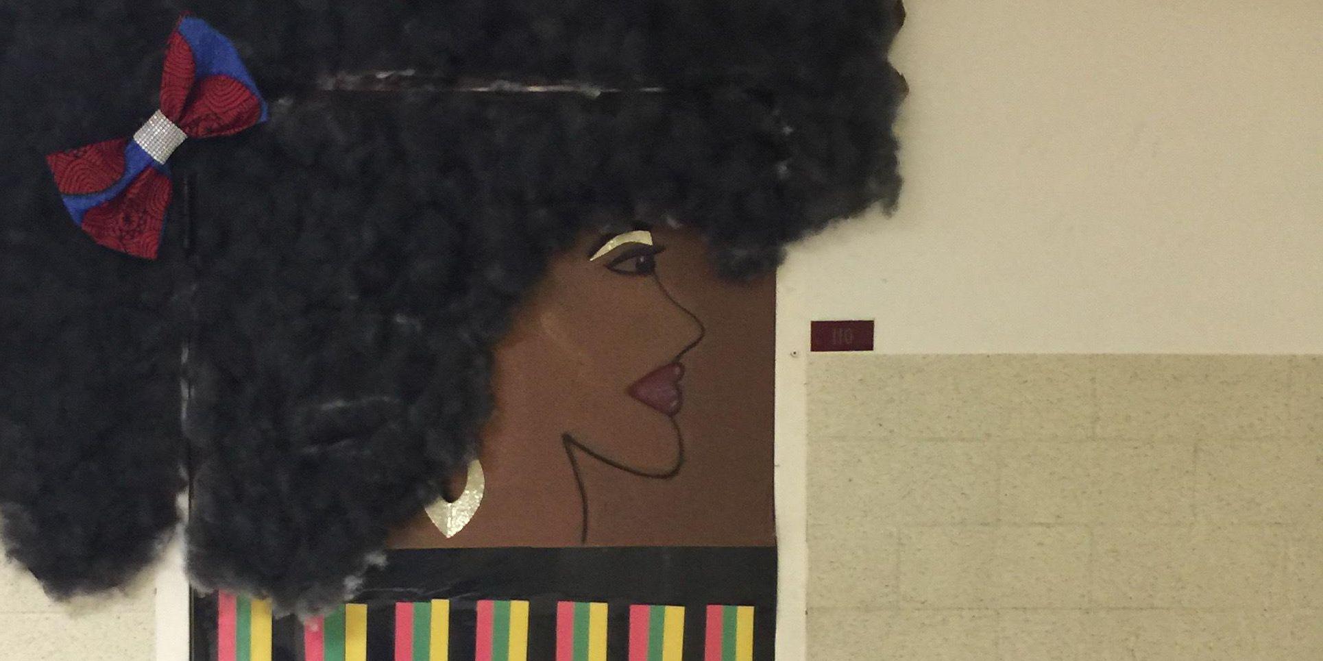 Dunbar celebrates Black History Month through art