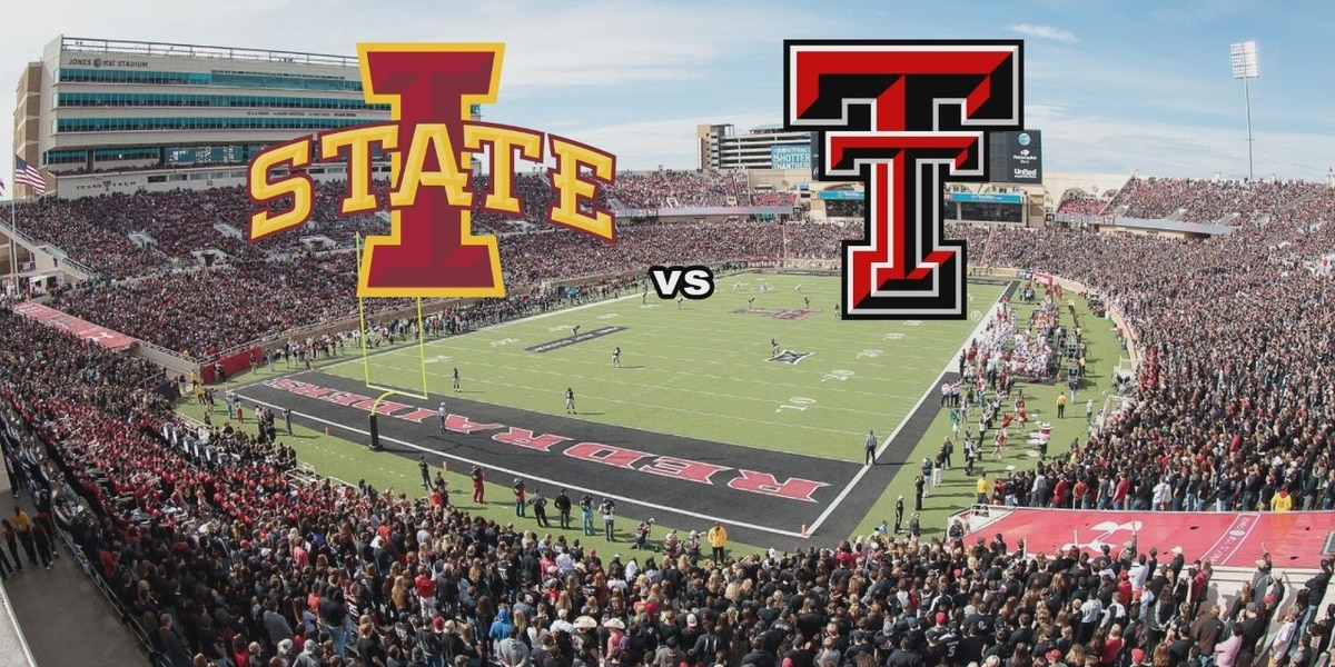 Texas Tech vs Iowa State: 3 Keys to Victory for Tech