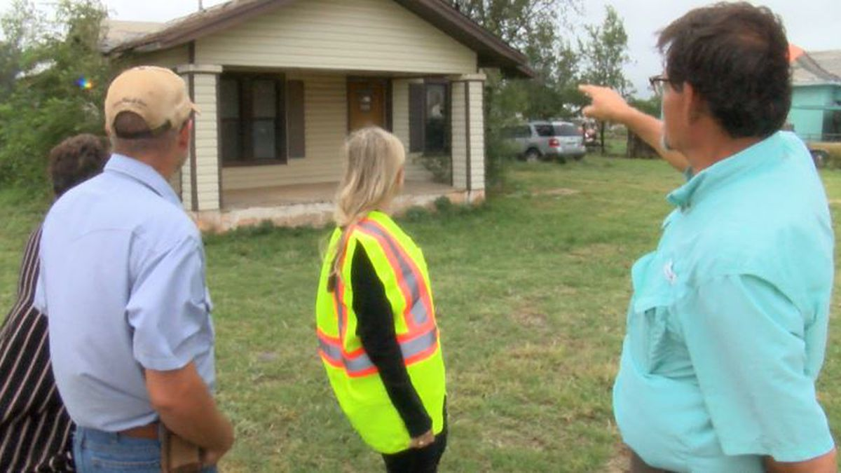 Volunteers needed as Crosbyton cleans up summer storm damage