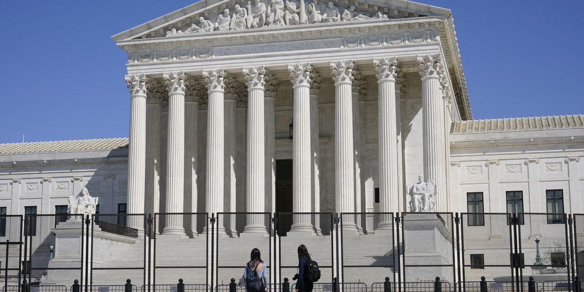 Democratic bill proposes Supreme Court expansion