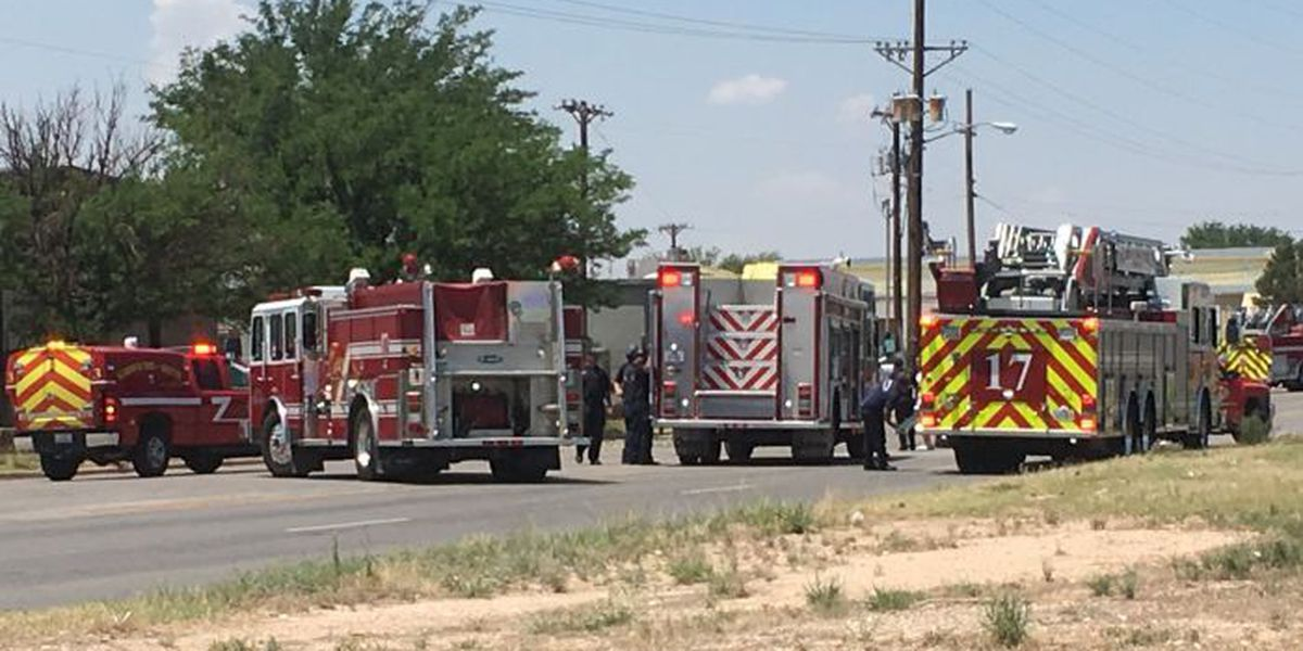 Roads back open after chemical spill near 44th & MLK