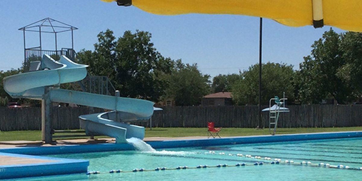 City of Lubbock Pools hiring for 2021 swim season