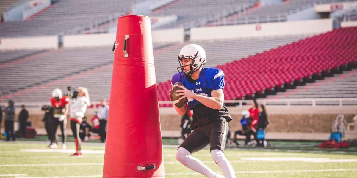 Former Levelland QB Nick Gerber transfers from Tech to West Texas A&M