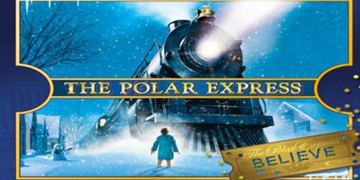 Polar Express in town for two more weeks