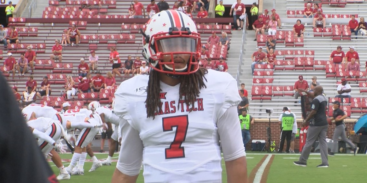 Three Red Raiders win Big 12 weekly awards