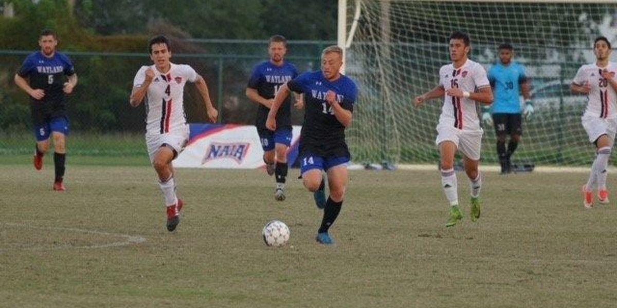 Wayland Baptist wins NAIA Men's Soccer National Championship