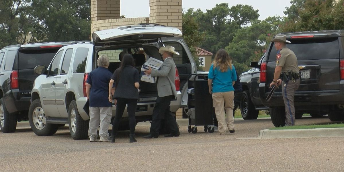 Texas Rangers, FBI, U.S. Attorney's Office raid Lubbock Co. Medical Examiner's Office