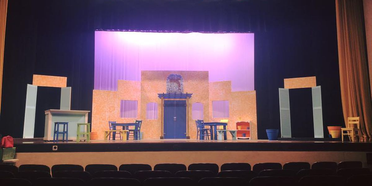 Lubbock high to open theatre season with 'Mamma Mia'