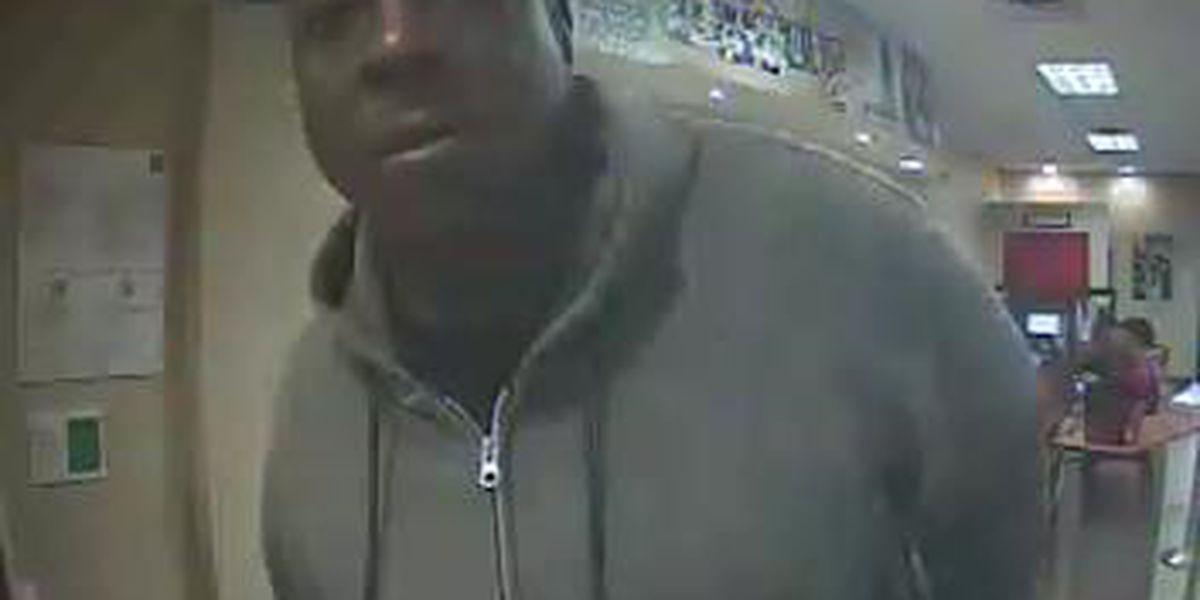 Lubbock Police arrest Wells Fargo robbery suspect