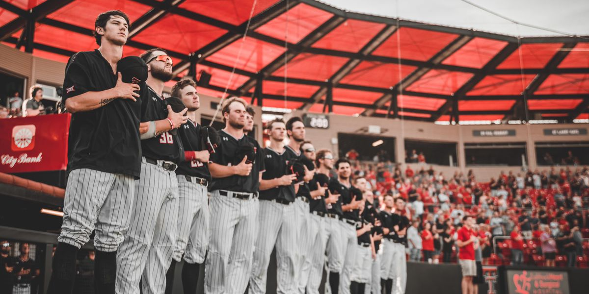 Red Raiders lose to TCU in 14 innings/fail to take Big 12 lead