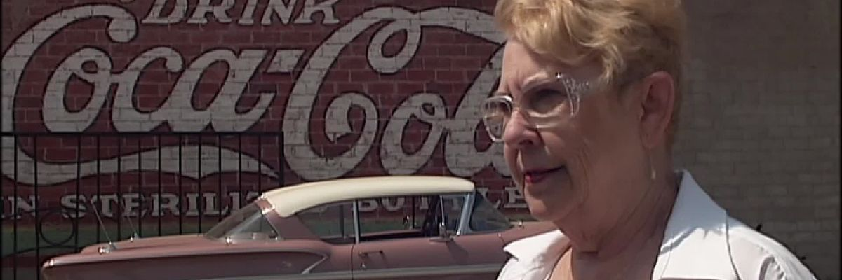 2011 VIDEO: Peggy Sue Gerron talks about Buddy's car auction