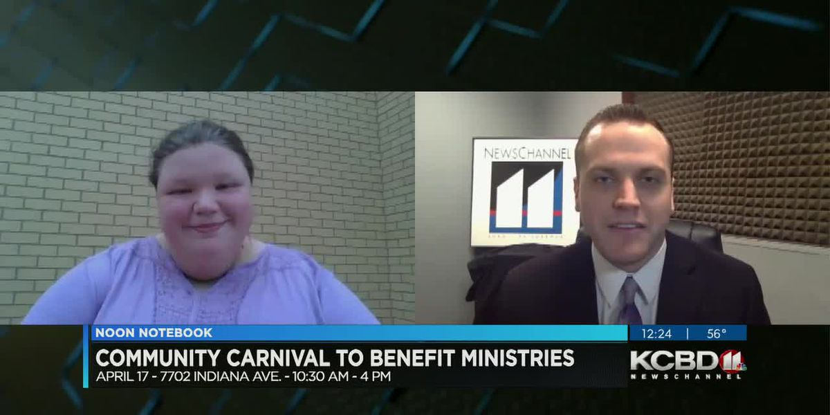 Community carnival to benefit Lubbock ministries