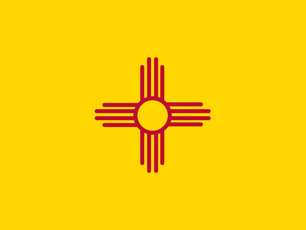 NM Governor making announcement regarding statewide stay-at-home instruction