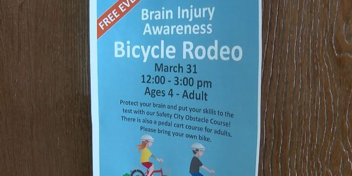 Bike Rodeo teaches kids safety as weather warms up
