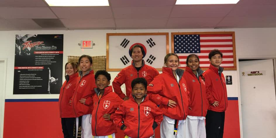 Lubbock athletes compete at 2019 Taekwondo National Championships